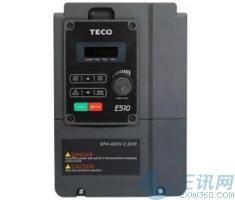 东元台安之交流马达驱动器E510系列