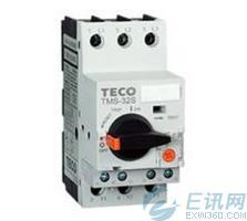 东元台安之手动电动机启动器